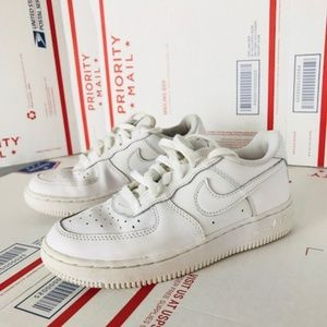 Nike Shoes - Nike Air Force 1 (PS) 314193 117 sz. 13.5C